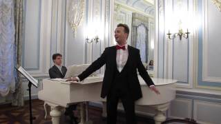 Концерт Константина Арди: