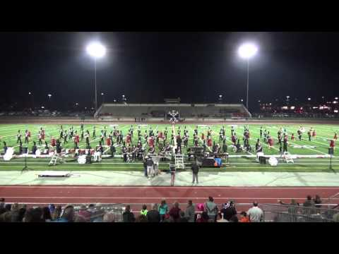 2015 Mt. Spokane High School Marching Band: Harvest Festival of Bands Finals