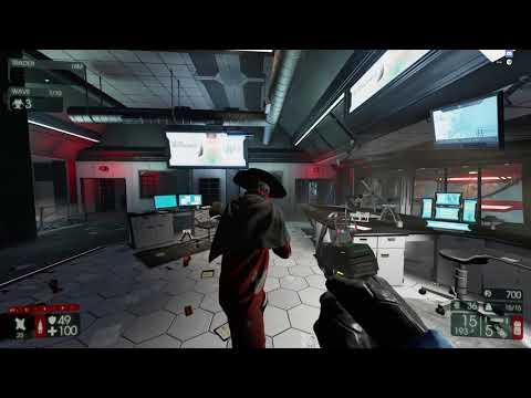 Killing Floor 2 - Scrake Just Wants to Serve Fast Food