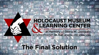 8. The Final Solution