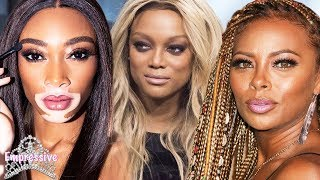 Eva Marcille slams Winnie Harlow for discrediting Tyra Banks. Oops!