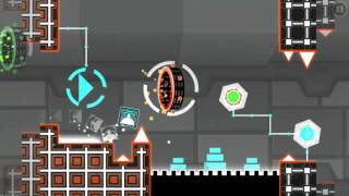 Трейлер Geometry Dash Motion 215