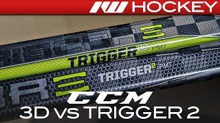 CCM Trigger 3D PMT vs Trigger 2 PMT // Tech & Spec Comparison