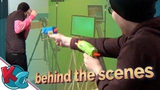Realistic Minecraft: Roblox in Minecraft - Behind the Scenes