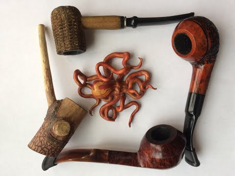 Getting started with a tobacco pipe