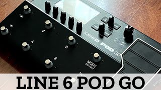 Line 6 POD GO - The Small Helix