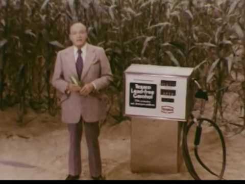 Gasohol Television Commercial 1979 Texaco