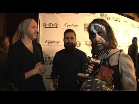 PERIPHERY Interview, Revolver Music Awards 2016 Black Carpet | MetalSucks