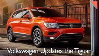 2018 VW Tiguan, New LEAF Gets ProPilot - Autoline Daily 2138