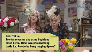 The Boobay and Tekla Show: Eight Daring Letters | GMA One