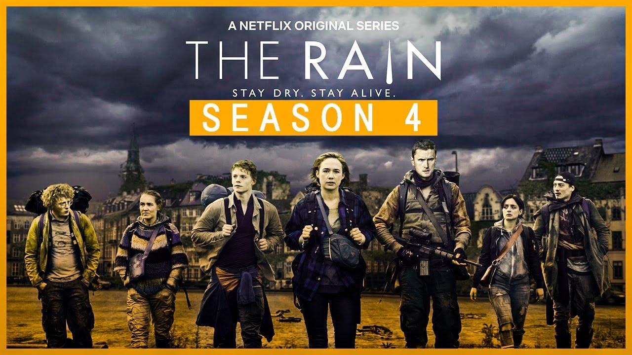 Download The Rain Season 4: Release Date Will it Happen?
