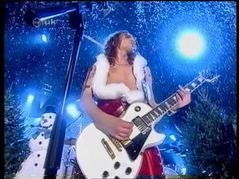The Darkness - Christmas Time  2003