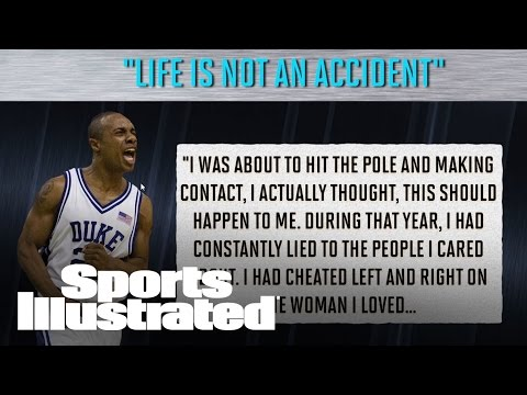 Jay Williams On Addiction, Suicidal Thoughts Following Career-Ending Crash | Sports Illustrated
