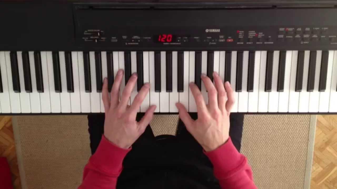Aprendiendo a tocar piano ya de adulta - agapitacom