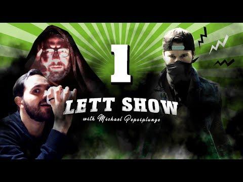 Lett SHOW 01 : alla scoperta del wrestling Italiano - ospite: Mirko Mori