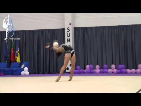 Sofia Aguirre - Club Campus-Santiago (CHI) - Bola (Ball) - Senior Elite - Summer Stars 2014
