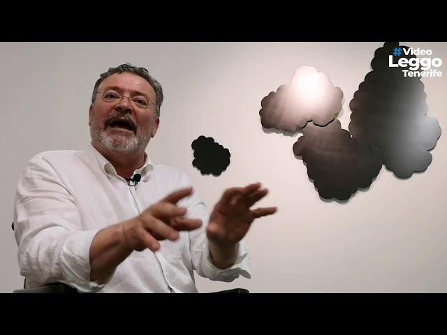 Arte a Tenerife: Stare qui è tutto, vernissage di una mostra a Santa Cruz