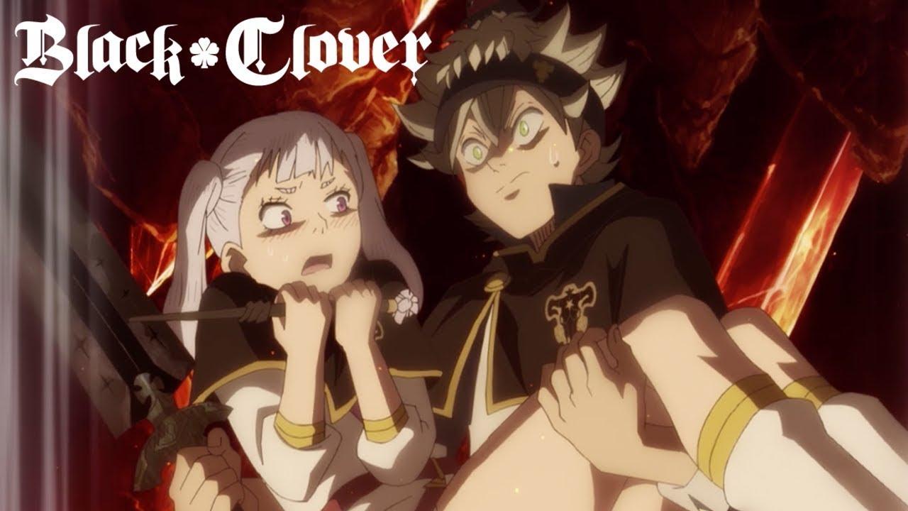 Let Me Carry You! | Black Clover