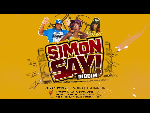 WHAT A MESS - Motto [ Simon Say! Riddim ] Teamfoxx ' Soca bouyon 2019 '