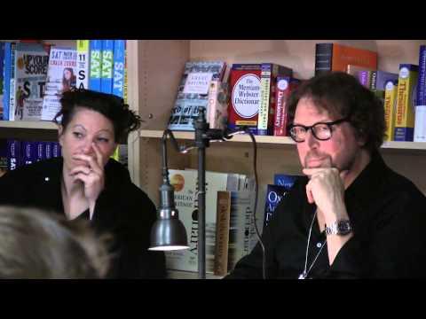 HATE!!   Amanda Palmer interviews author C. Anthony Martignetti
