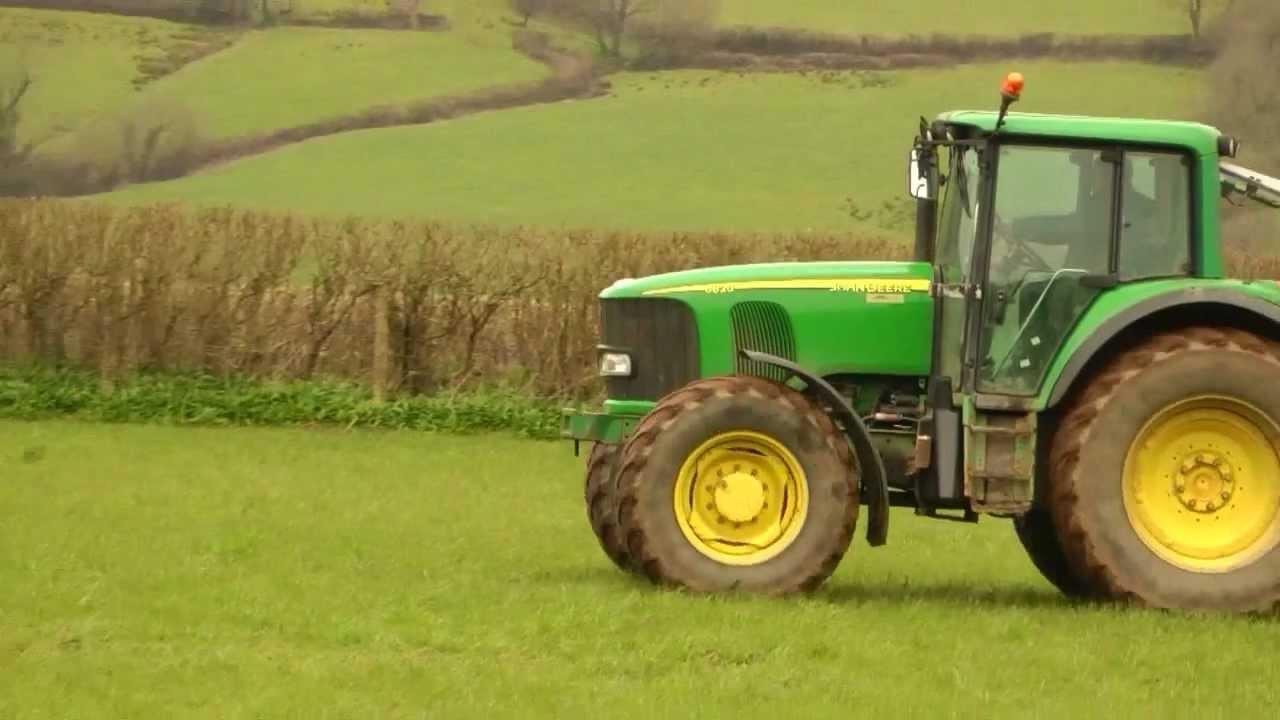 Tractors Everywhere!
