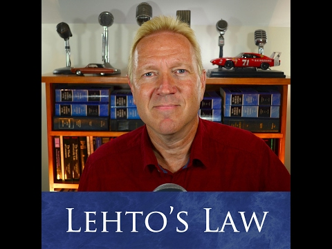 What You Need to Know Before You Buy an RV - Lehto's Law Ep. 3.19