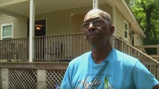 Habitat for Humanity home stripped by burglars a day before family moves in