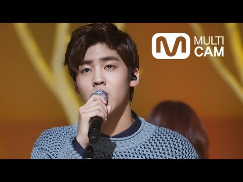 [Fancam] Song Yoo Bin(송유빈) Baek Ji Young's Garosu-gil At Dawn(새벽 가로수길) @M COUNTDOWN Rehearsal 150326