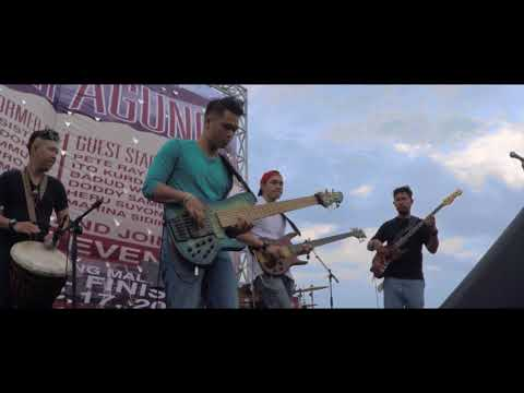 Bassist Bali Indonesia Charity for Eruption Gunung Agung