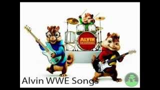 WWE John Cena Theme Song With Alvin & Chipmunks Voice+Download Link