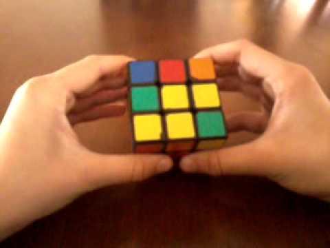 Jak u?o?y? kostk? Rubika metod? LBL.