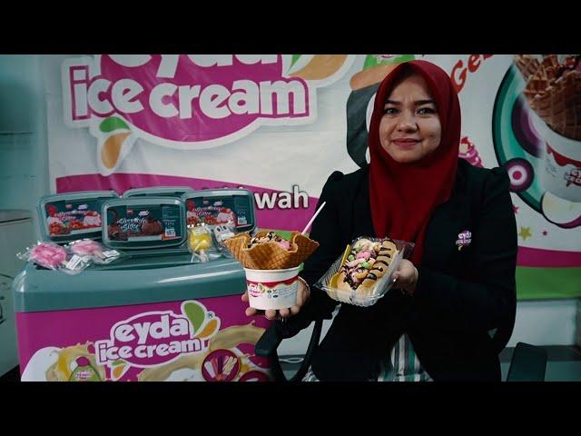 Bermula dengan wang simpanan sendiri, kini Noor Waheeda berjaya bantu 50 usahawan lain