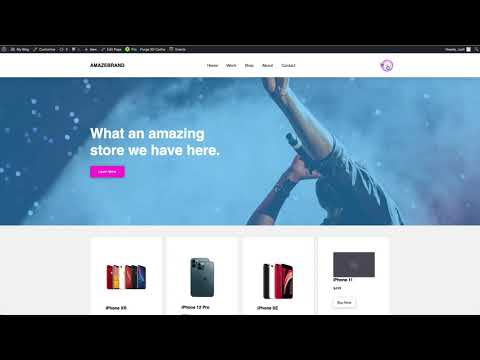 Easily add a cart item count to your Pro Theme WooCommerce store with dynamic content.