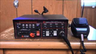 Federal Signal Touchmaster Demo