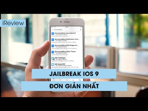 Hướng dẫn jailbreak IOS 9.0 – 9.0.2 nhanh nhất, đơn giản nhất