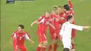 Schweiz vs. Türkei - Die letzten Minuten & Schlägerei thumbnail