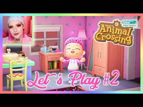 ON AVANCE DOUCEMENT MAIS SÛREMENT! | Let's Play Animal Crossing New Horizons #2
