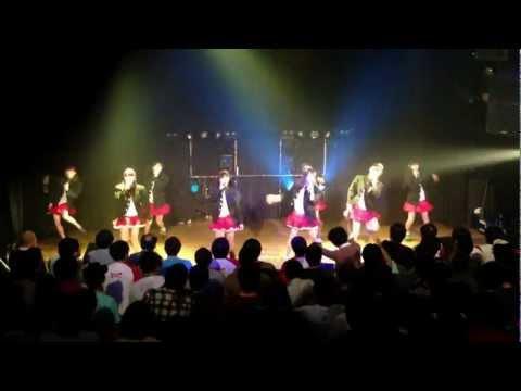 2013.02.03 ウルトラガール「ウルトラ応援歌」 【公式ホームページ】 http://ultragirl.love-mark.jp/ 【公式ブログ】 http://ameblo.jp/ultragirl-idol/ 金子ゆい...