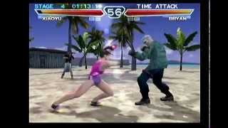 Tekken 4 : Time attack mode - Xiaoyu(No skirt) thumbnail