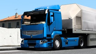 [ETS2 v1.42] Renault Premium Low Chassis