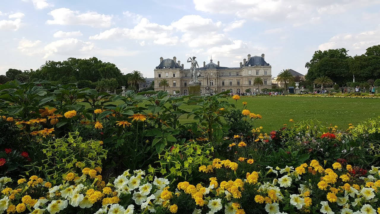 le jardin du luxembourg 2018 the luxembourg gardens in paris - Le Jardin Du Luxembourg