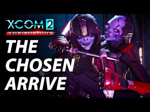 Chosen Elites Hate Each Other - XCOM 2:...