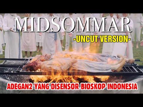 INI DIA ADEGAN SADIS YANG DIPOTONG DARI FILM MIDSOMMAR DI BIOSKOP INDONESIA! FULL UNCUT VERSION