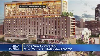 Kings Suing Downtown Commons Tower Contractor For Cost Overrun