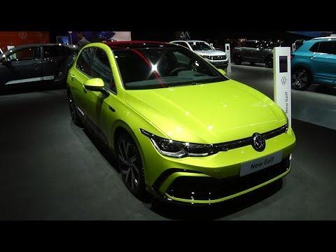 2020 Volkswagen Golf R-Line 1.5 ETSI 150 DSG - Exterior And Interior - Auto Show Brussels 2020