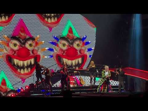 Pink - Funhouse / I'm Just A Girl - P!NK Beautiful Trauma Tour - Indianapolis March 17, 2018