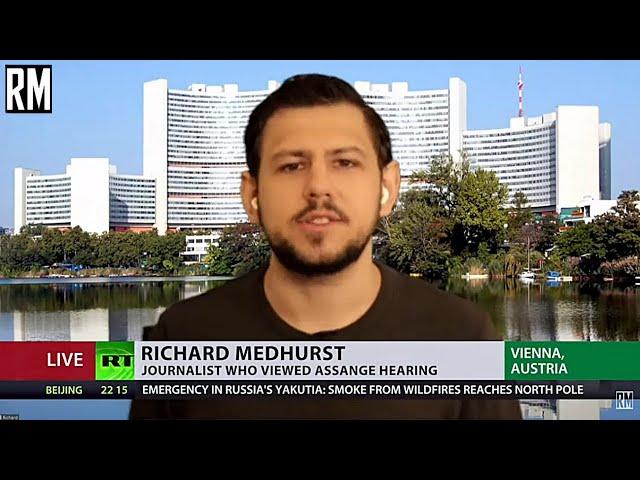 Julian Assange Is a Political Prisoner   Richard Medhurst for RT