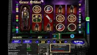 Reel Deal Slots Club Classic Release - Grave Robber