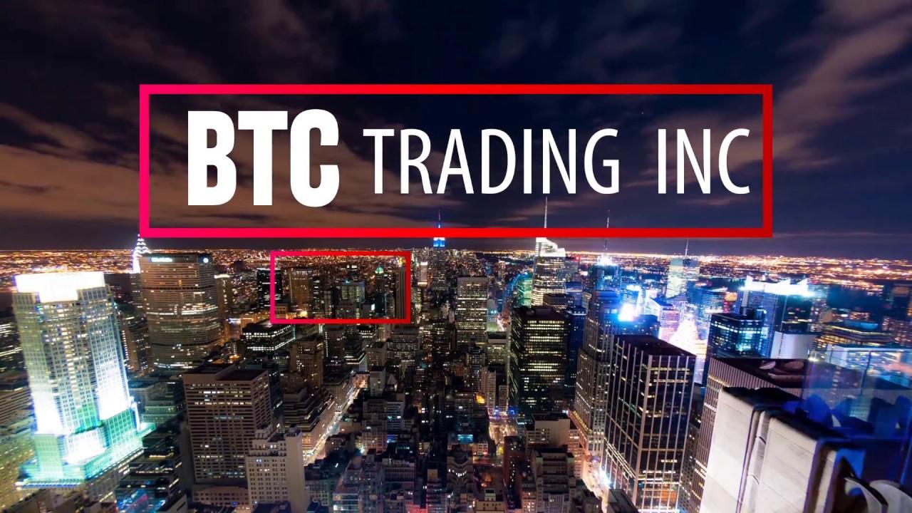 btc trading company