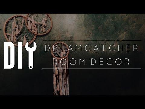 DIY Dreamcatcher Room Decor